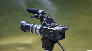 External Camera Microphone