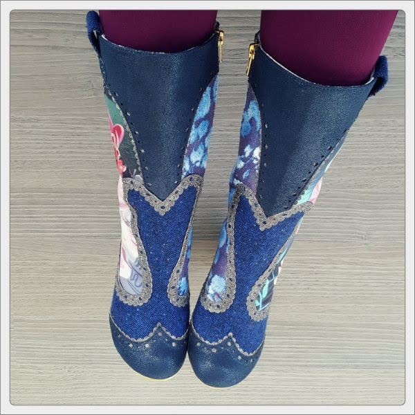 irregular choice lost your muchness boots