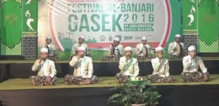 Mp3 Sholawat Abty & Fimaulidi Thoha - Ar Roudhoh (Festival Al Banjari Gasek 2016)