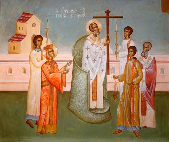 Η σημασία του Τιμίου Σταυρού στη ζωή της Εκκλησίας μας