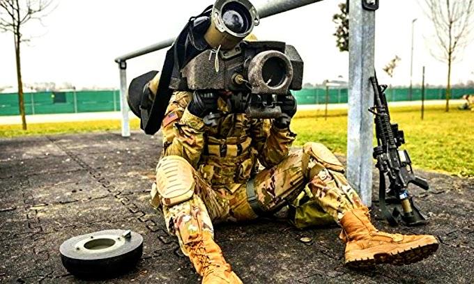 Киев заподозрили в продаже американских «Джавелинов» на Ближний Восток