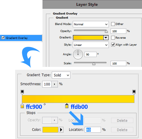 Gradient-overlay-settings-for-number-3-layer