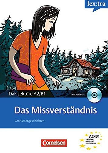 قصة المانية قصيرة Das Missverstandnis للمستوى من A2-B1