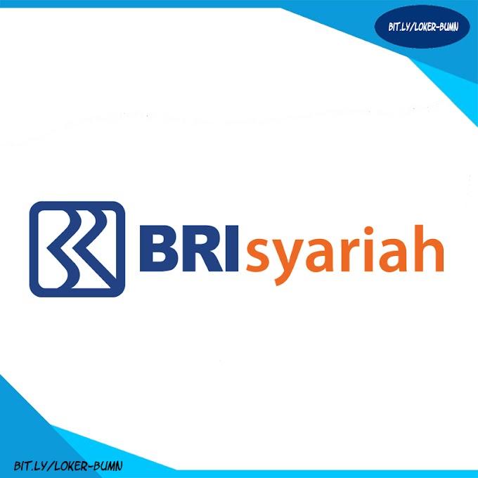 Rekrutmen Lowonga Kerja PT BRI Syariah - Customer Service