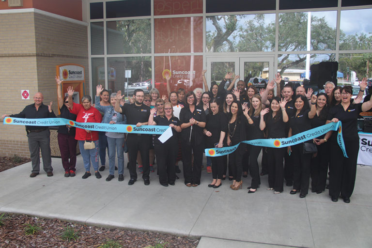 Suncoast Credit Union Customer Service >> Suncoast Credit Union Celebrates Grand Opening Of Service Center
