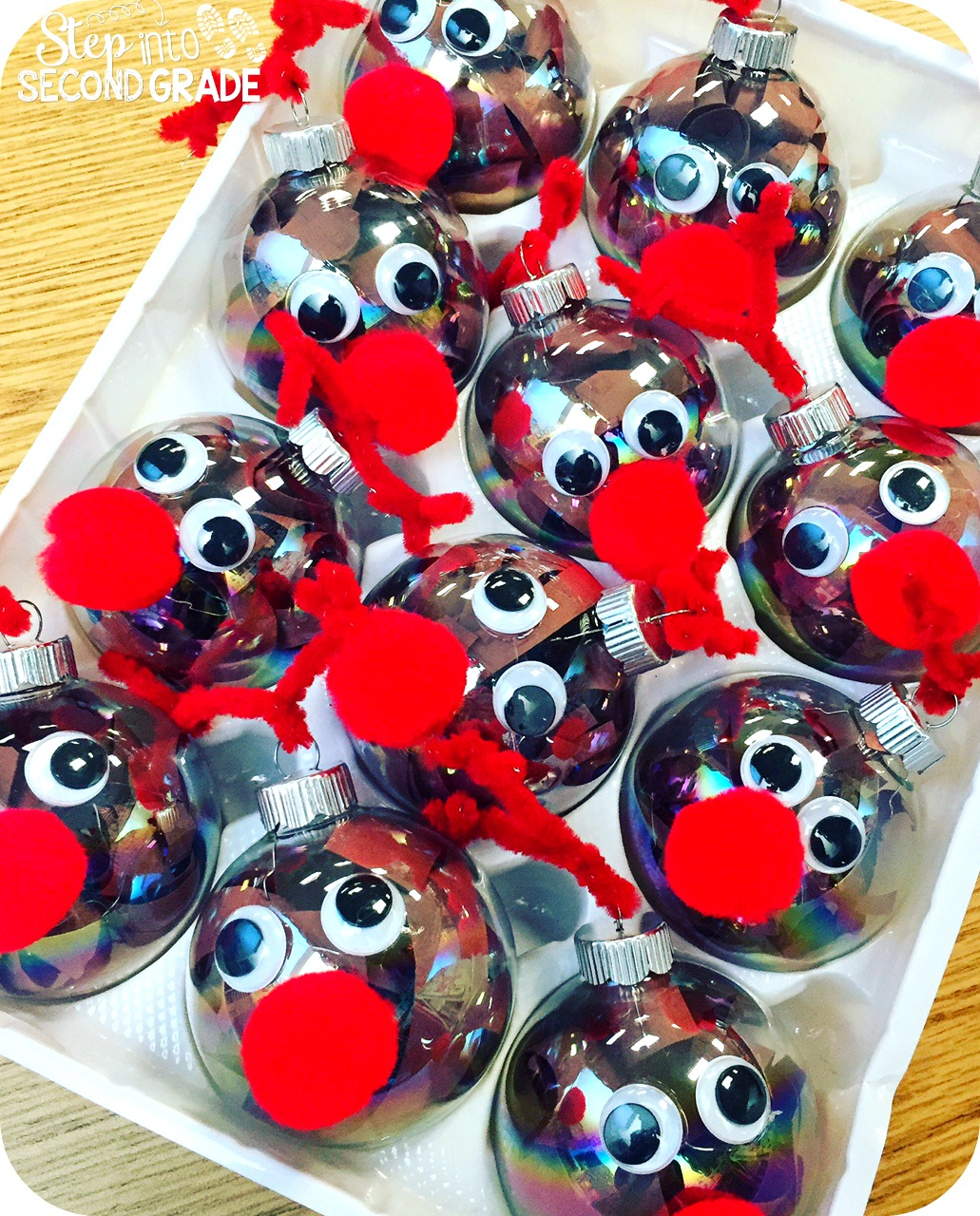 Step Into 2nd Grade With Mrs. Lemons: Reindeer, Synonyms
