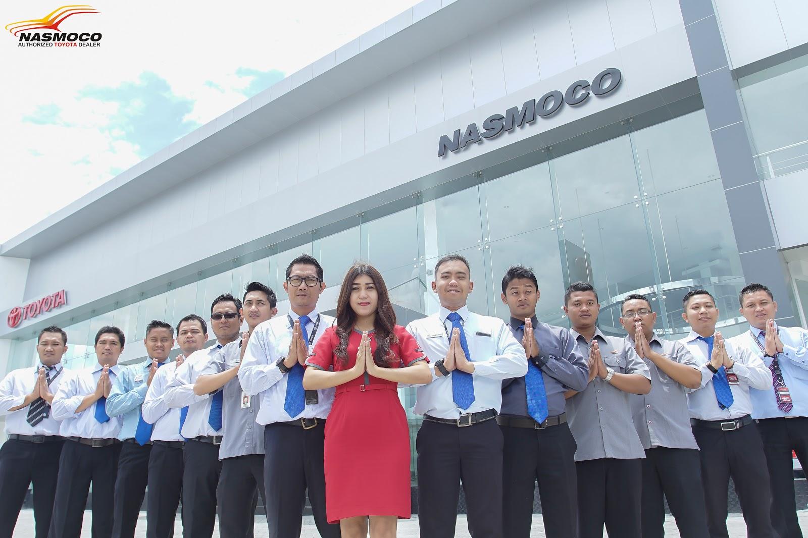 Nasmoco Klaten Suguhkan Kredit DP dan Cicilan Ringan Mobil Toyota