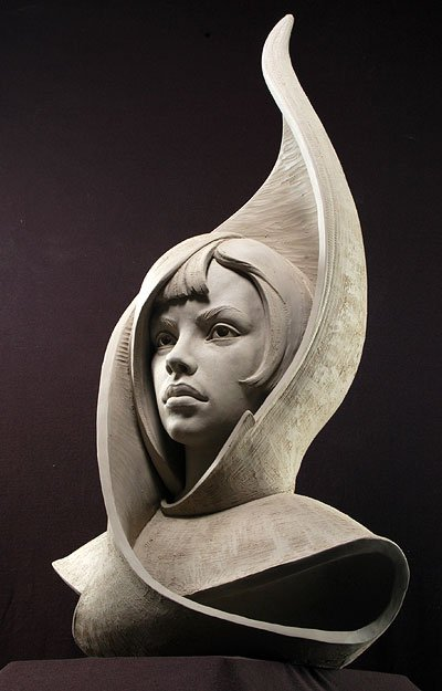 Philippe Faraut 1963 | French Figurative sculptor