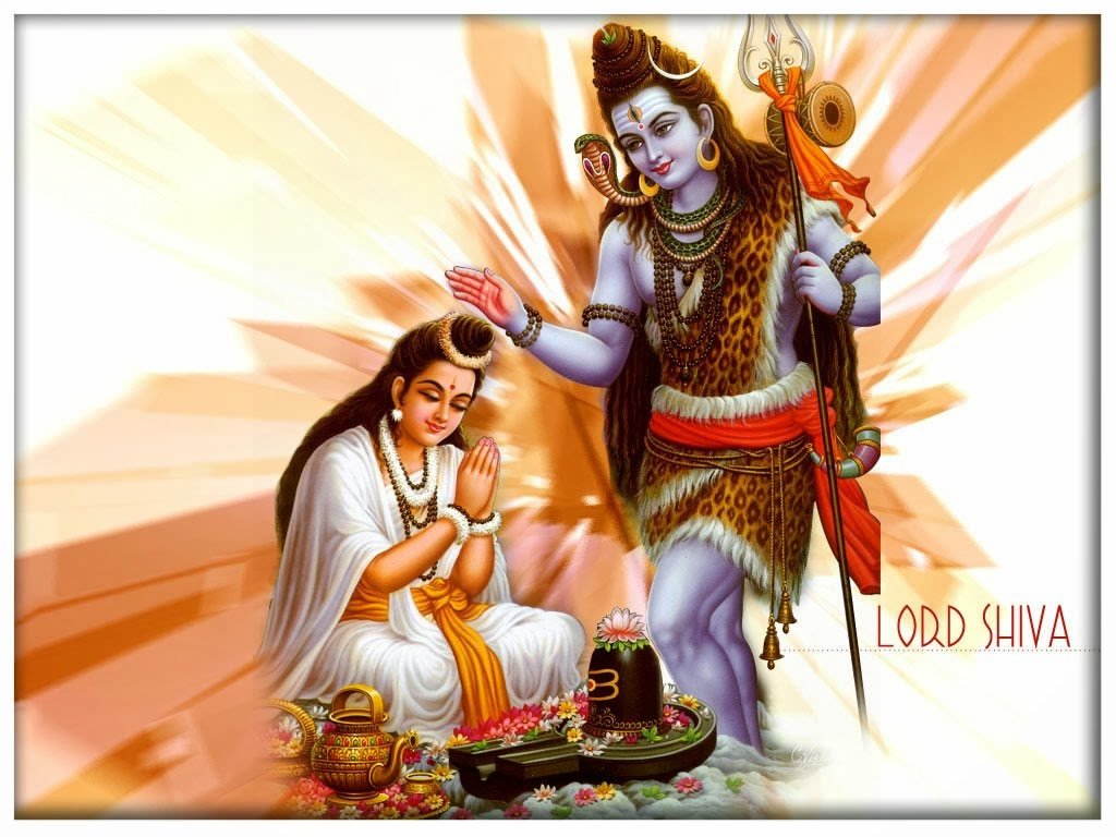 Lord Shiva Blessings Cards, Mahadev HD Wallpapers