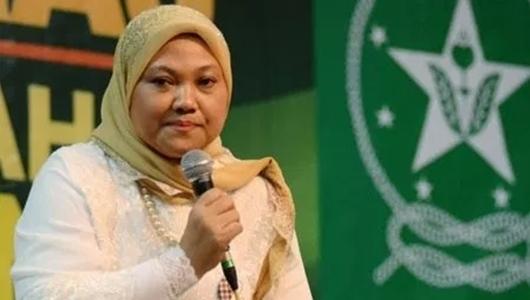 Ida Fauziyah Optimitis Jokowi-Ma'ruf Unggul di Purbalingga