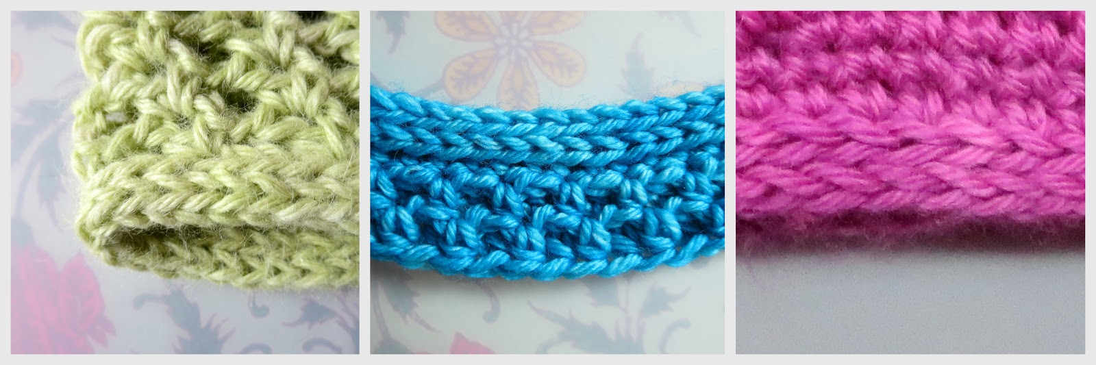 Methods of creating a pattern of crochet and columns - a magnificent pattern by your own hands