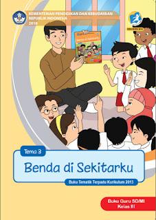 Tema 3 Buku Guru Kelas 3-III Kurikulum 2013 Revisi 2018