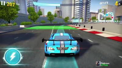 Ridge Racer Draw And Drift v 1.0.5 Mod Apk (lots of money)