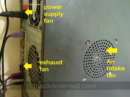 diy computer fan dust filter part 2 blackdove nest. Black Bedroom Furniture Sets. Home Design Ideas