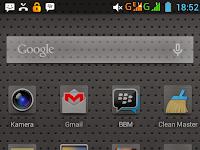 Cara Mengedit Menu Pada Smartphone dan Tablet Android