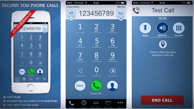 تطبيق-Call Recorder-IntCall-لتسجيل-المكالمات-على-الآيفون