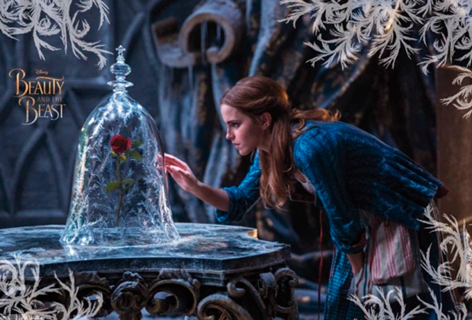 disney Beauty and the Beast Дисней Красавица и Чудовище 2017