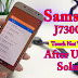 How To FIX Samsung Galaxy J7 Pro J730GM Touch Not Working After Update