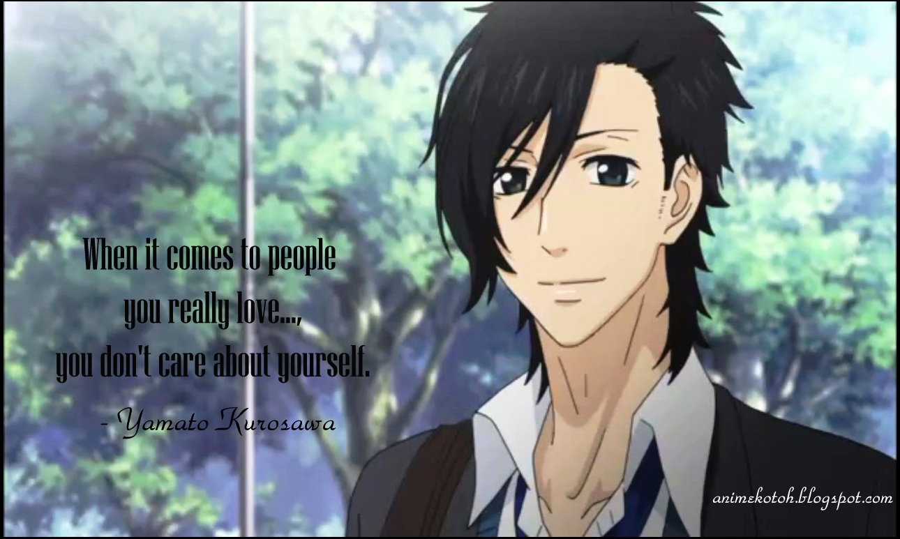 Famous Anime Quotes Pictures