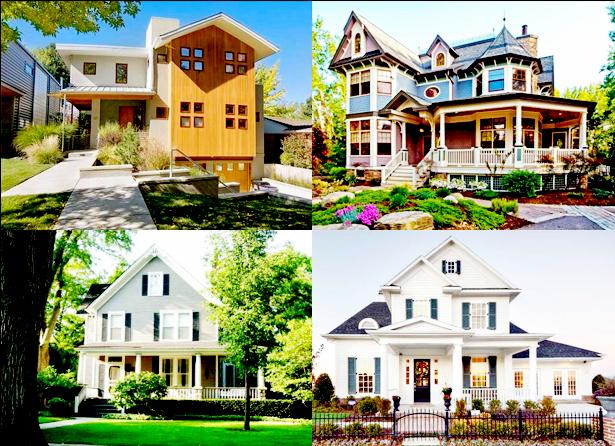 Desain Rumah Gaya Amerika Terbaru