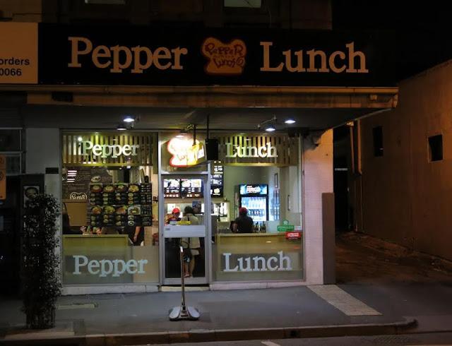 Pepper Lunch, Hawthorn