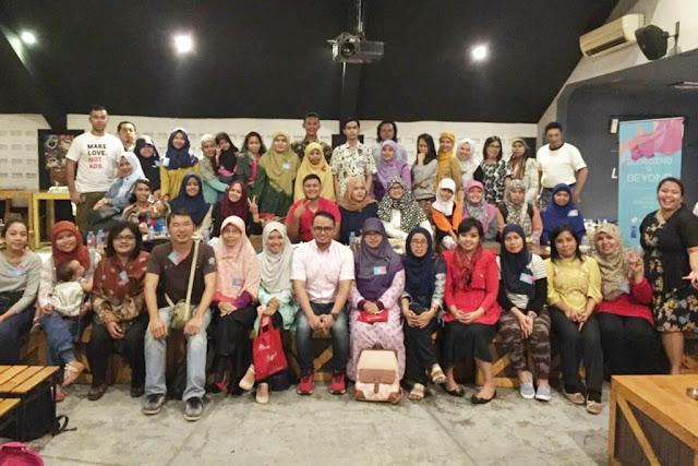 blogging & beyond, aia sakinah insurrance, valuklik, blogger perempuan