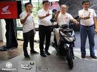 Honda Luncurkan varian Honda Beat Street