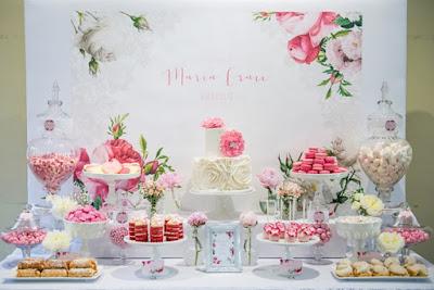 Resultado de imagem para decoração para festa feminina mulher