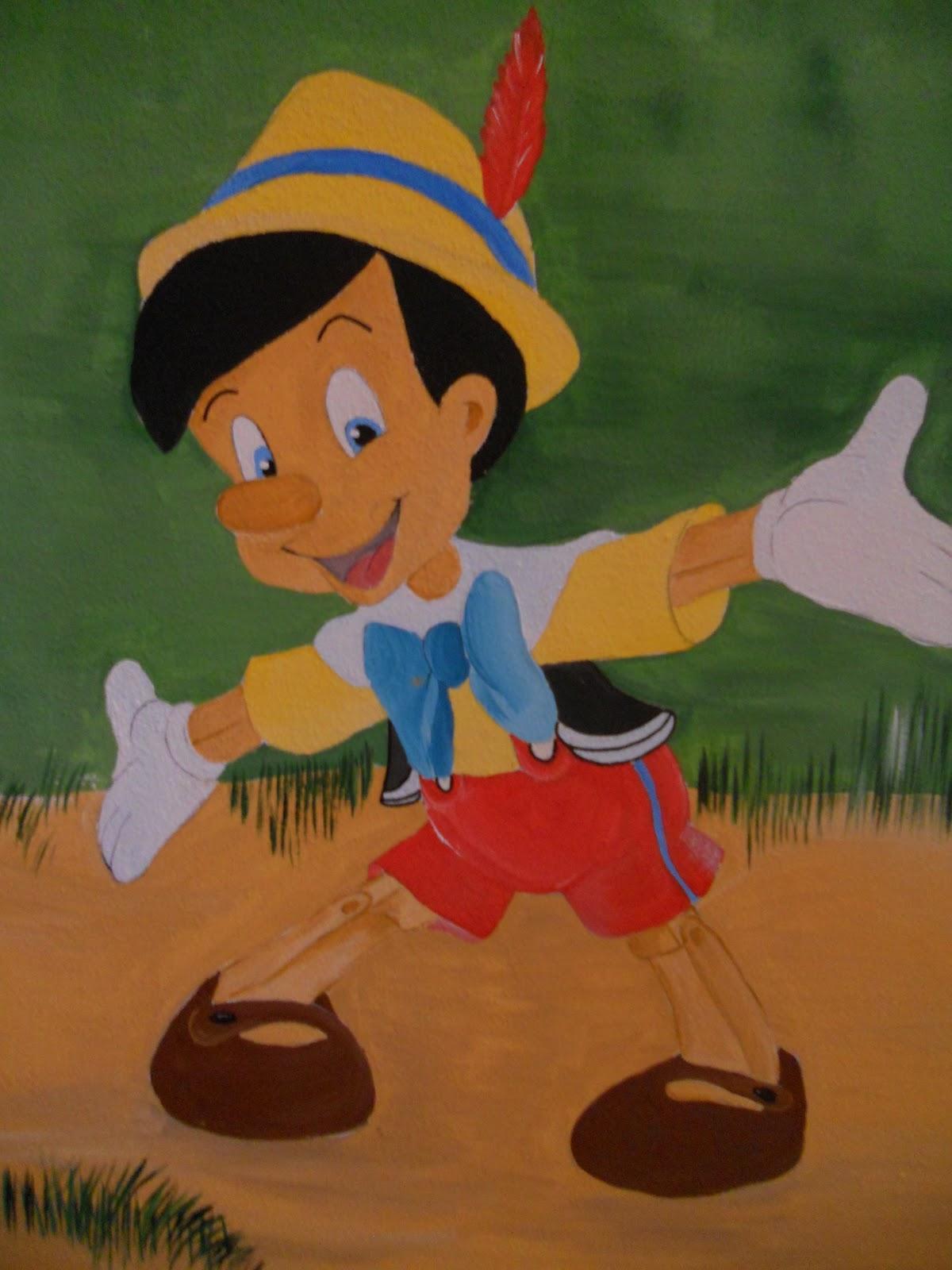 Personaggi Disney da vicino  I colori di Laura