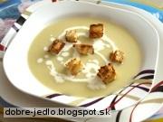 Cibuľová polievka - recept