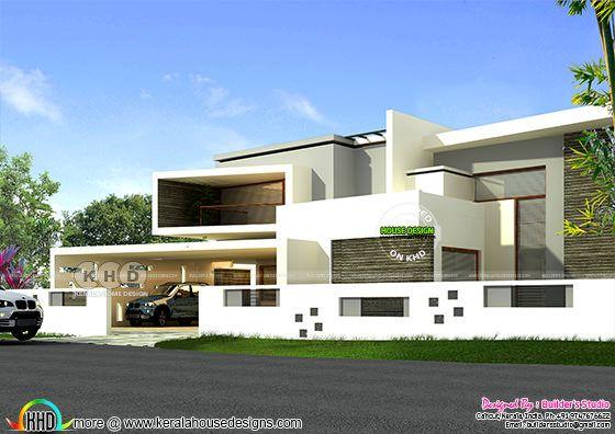 Ultra modern 4 bedroom 3000 sq-ft home
