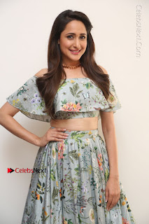Actress Pragya Jaiswal Stills in Floral Dress at turodu Interview  0015.JPG