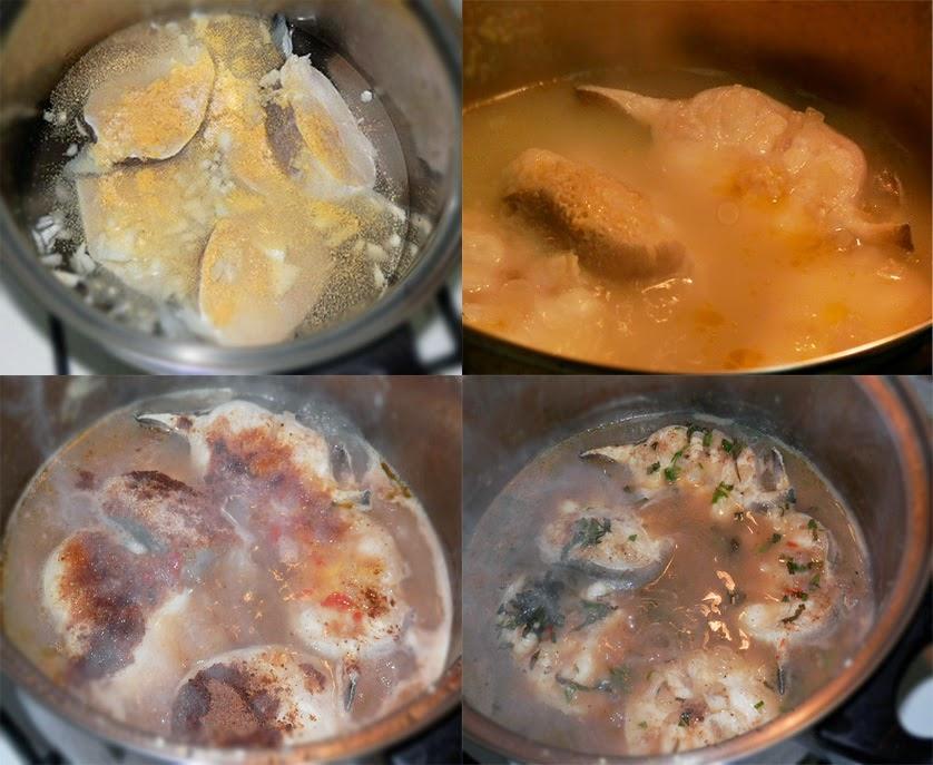 nigerian pepper soup, nigerian food tv