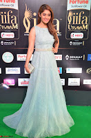 Surabhi Beautiful Smile at IIFA Utsavam Awards 2017  Day 2 at  48.JPG
