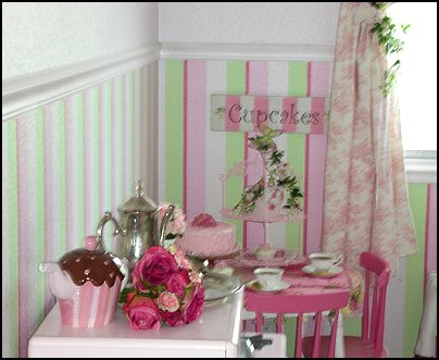 Cupcakes Bedroom Ideas Theme Candy Decorating Candyland Sweets Cupcake Bedding Decor