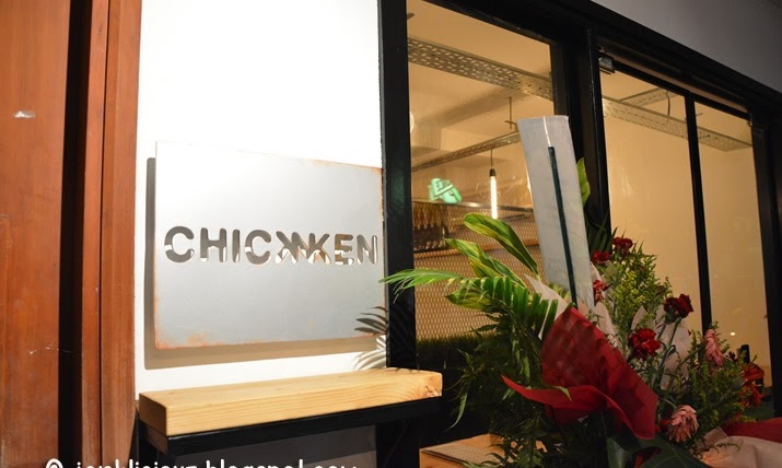 Chick and Ken: Korean Fried Chicken and Artisanal Bingsu in Clarke Quay