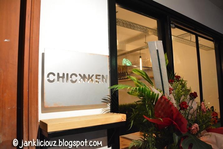 Chick and Ken: Korean Fried Chicken and Artisanal Bingsu in Clarke Quay