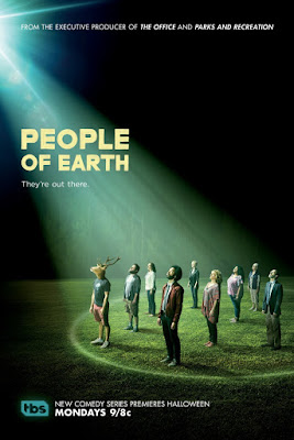 People of Earth Poster