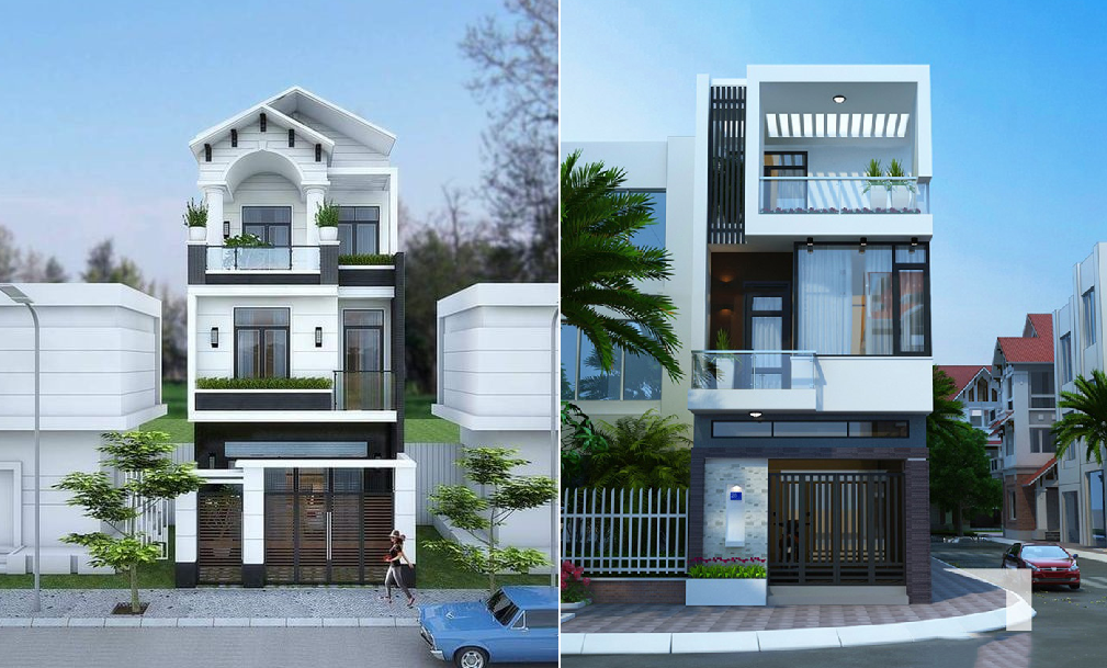 55 Modern Contemporary Two Storey House Designs  Http://www.jbsolis.net/2018/09/55 Modern Contemporary Two Storey House.html