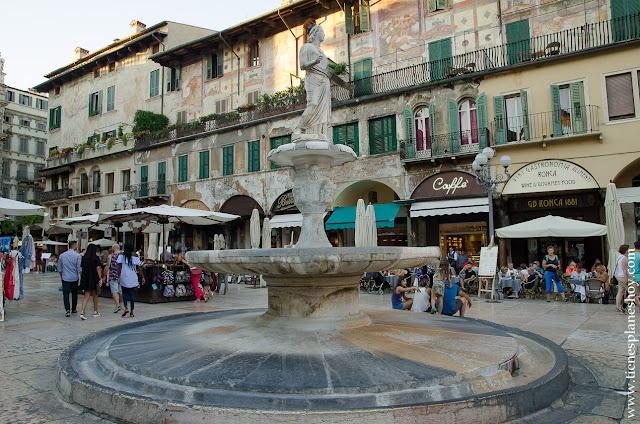 VIsitar Verona ciudad romantica Italia viaje