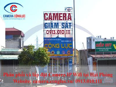 Công ty TNHH TBCN Cộng Lực - Nhà cung cấp và lắp đặt camera Hikvision uy tín hàng đầu tại Hải Phòng và các tỉnh thành lân cận.