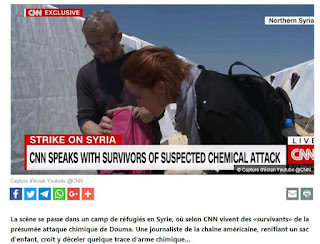 Terrorists used chemical weapons in Syria via Western Europe-made equipment