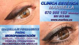 micropigmentación ojos Marbella micropigmentación ojos Marbella en la clínica estetica ofrenda micropigmentación Marbella ojos y maquillaje permanente