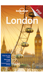 London Travel Guide Lonely Planet Pdf