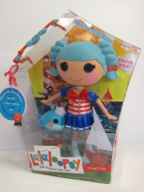 Lalaloopsy-Marina-Review