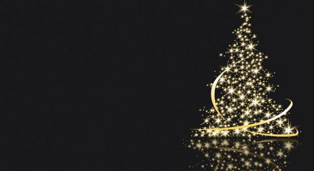 Latar Belakang Abu-abu Natal