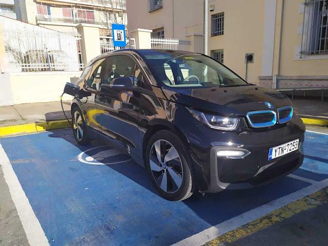 4 ηλεκτροκίνητα αυτοκίνητα θα προμηθευτεί η Περιφέρεια Πελοποννήσου