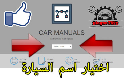 كتالوكات الاصلية للسيارات