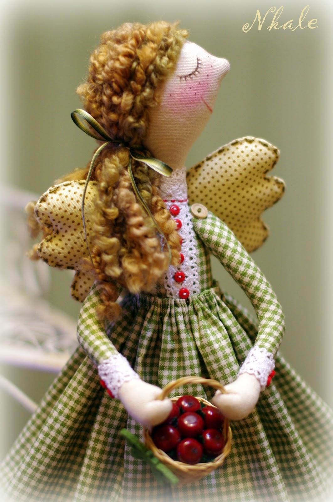 Шитье мастер класс челябинск кукла nkale  #7