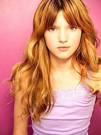 Bella Thorne Young